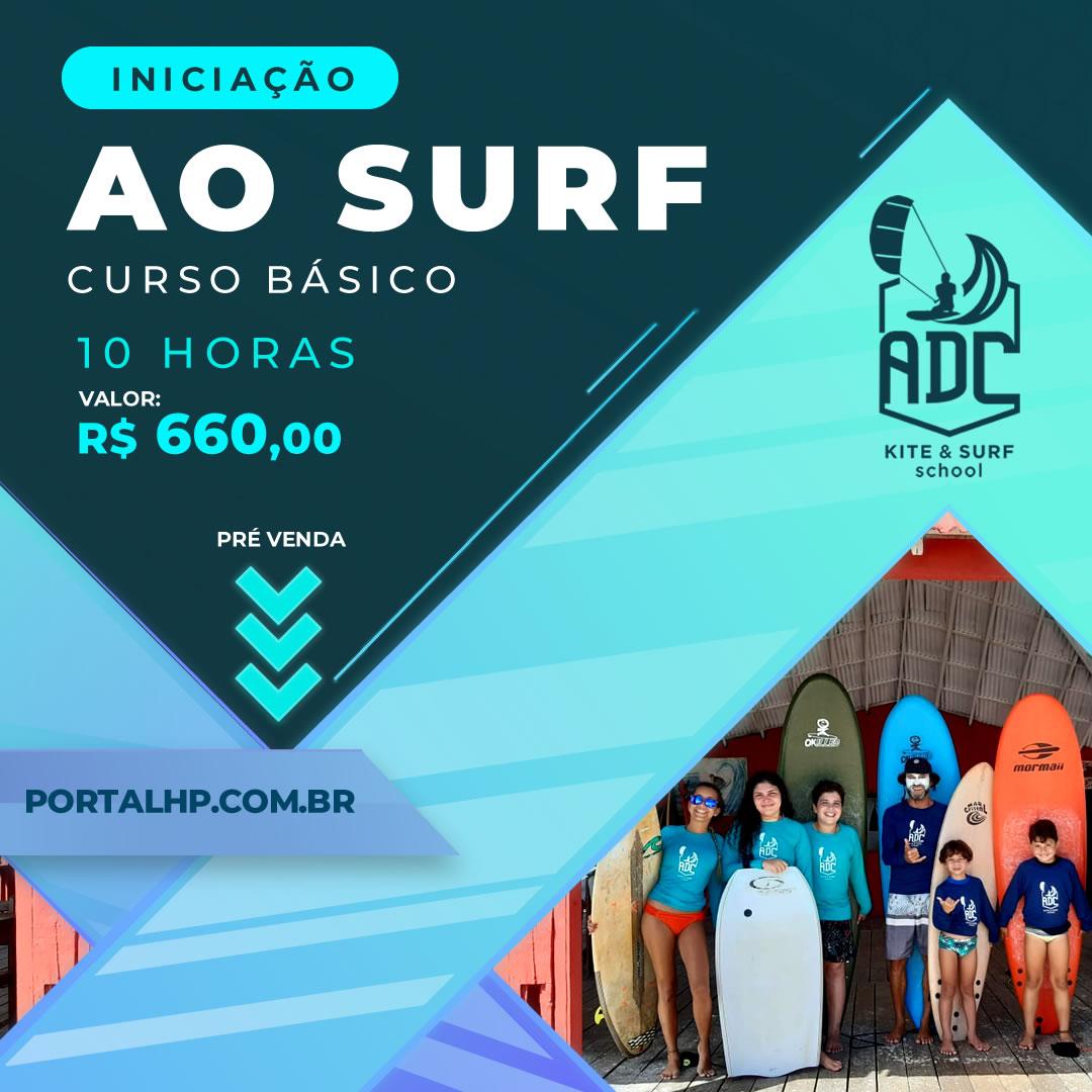Iniciação ao SURF